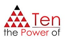 Contest Entry #557 for Logo Design for The Power of Ten