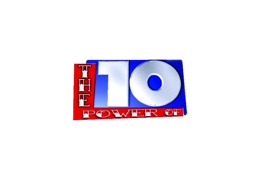 Entri Kontes #                                        233                                      untuk                                        Logo Design for The Power of Ten