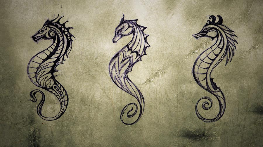 entry 31 by kcjneththie for 2d seahorse freelancer