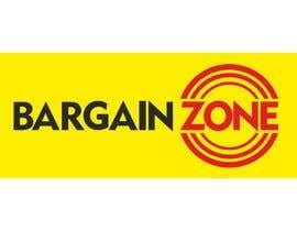 #41 untuk Design a Logo for Bargain Zone oleh AntonMihis
