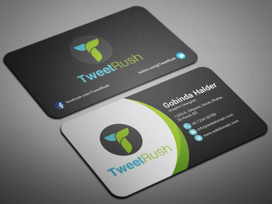 Entry #70 by smartghart for Design some Business Cards For ...