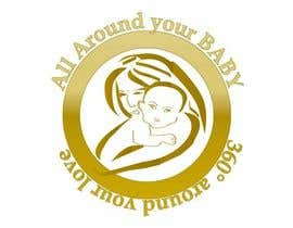 #37 for Develop a Corporate Identity for Allaroundyourbaby boutique by Harita1985