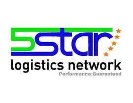 shijinpetta tarafından Color-Change on our Logo for 5 Star Logistics Network için no 62