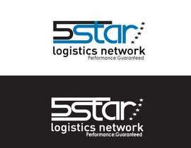 GraphicLauncher tarafından Color-Change on our Logo for 5 Star Logistics Network için no 53