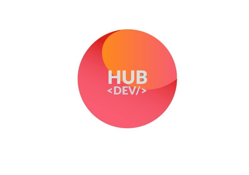 Inscrição nº                                         32                                      do Concurso para                                         Diseñar un logotipo para Hubdesarrollo.com