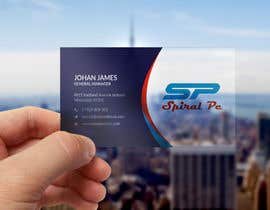 Nro 99 kilpailuun Modern Logo & Business Card Design käyttäjältä tmshovon