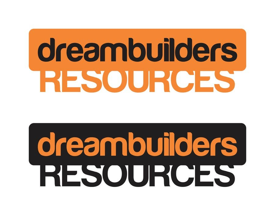 Entry #9 by wind27gis for Simple Logo - Dreambuilders