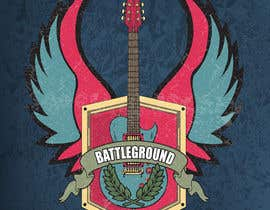 #68 for Illustrate My Official Warrior Shield for my new record Battleground by cjaraque