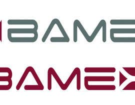 #653 para Logo Design for Bamex por simonshy
