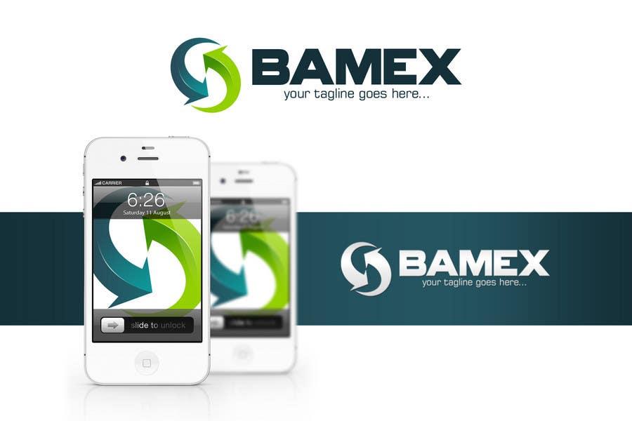 Proposition n°390 du concours Logo Design for Bamex