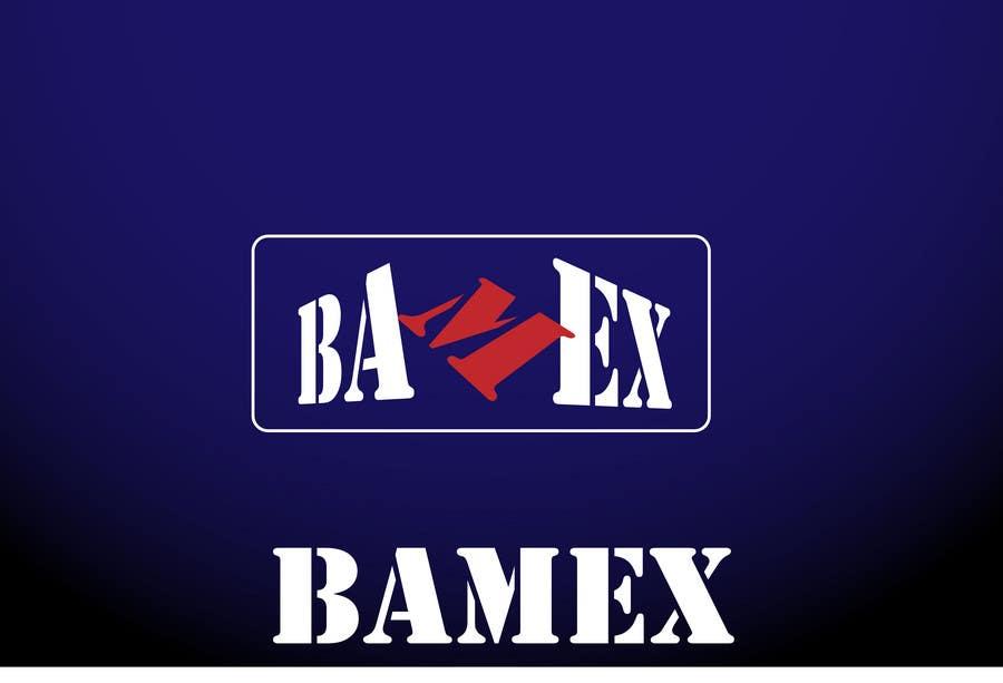 Proposition n°567 du concours Logo Design for Bamex
