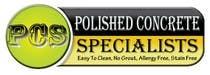 Logo Design for Polished Concrete Specialists için Graphic Design177 No.lu Yarışma Girdisi