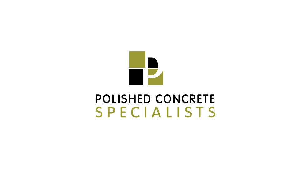 Penyertaan Peraduan #121 untuk Logo Design for Polished Concrete Specialists