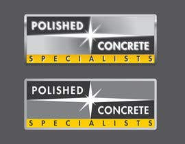 #134 para Logo Design for Polished Concrete Specialists por misutase