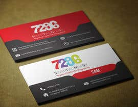 #31 untuk Design some Business Cards for SevenTwoNineSix oleh youart2012