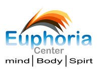 Logo Design for Euphoria Centre için Graphic Design213 No.lu Yarışma Girdisi