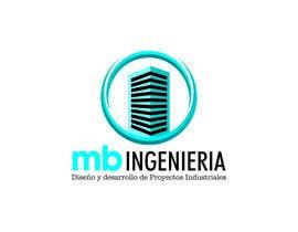#15 para design a logo // Diseñar un logotipo for mbingenieriasas.com/ de johnymorales22