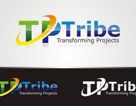 #112 para Logo Design for TPTribe por madcganteng