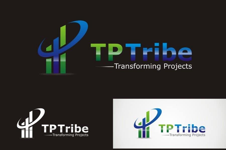 Contest Entry #108 for Logo Design for TPTribe
