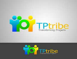 #30 para Logo Design for TPTribe por vanvanguidotti