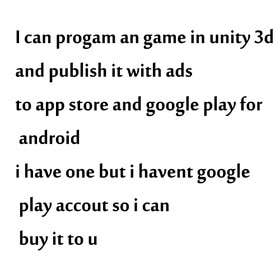 #1 for Create an android game by sindbadPlay