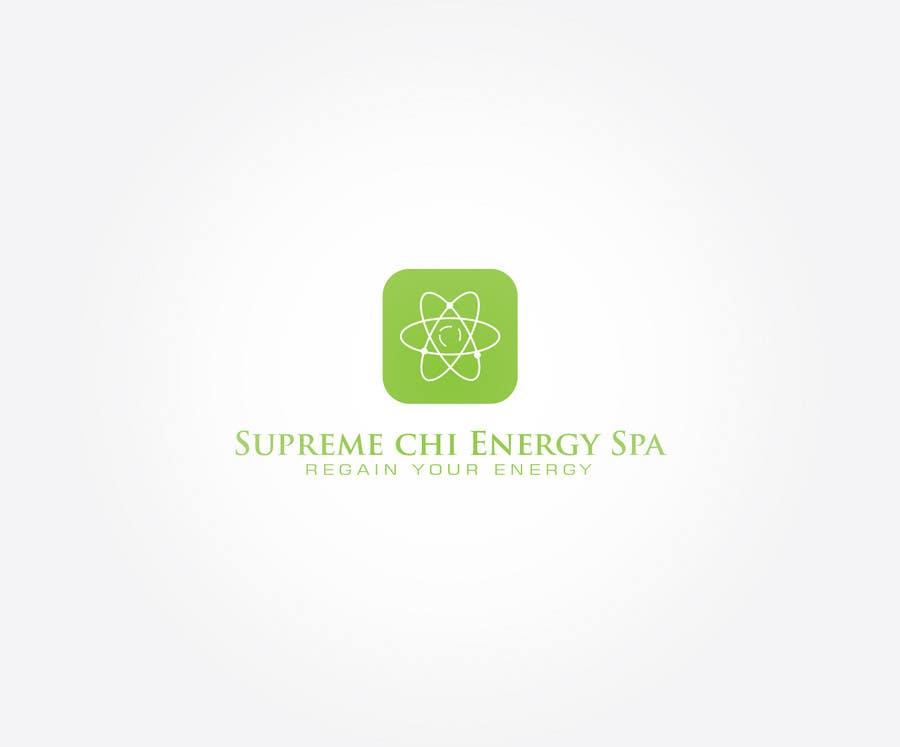 Konkurrenceindlæg #207 for URGENT Logo Design for Supreme Energy Chi Spa