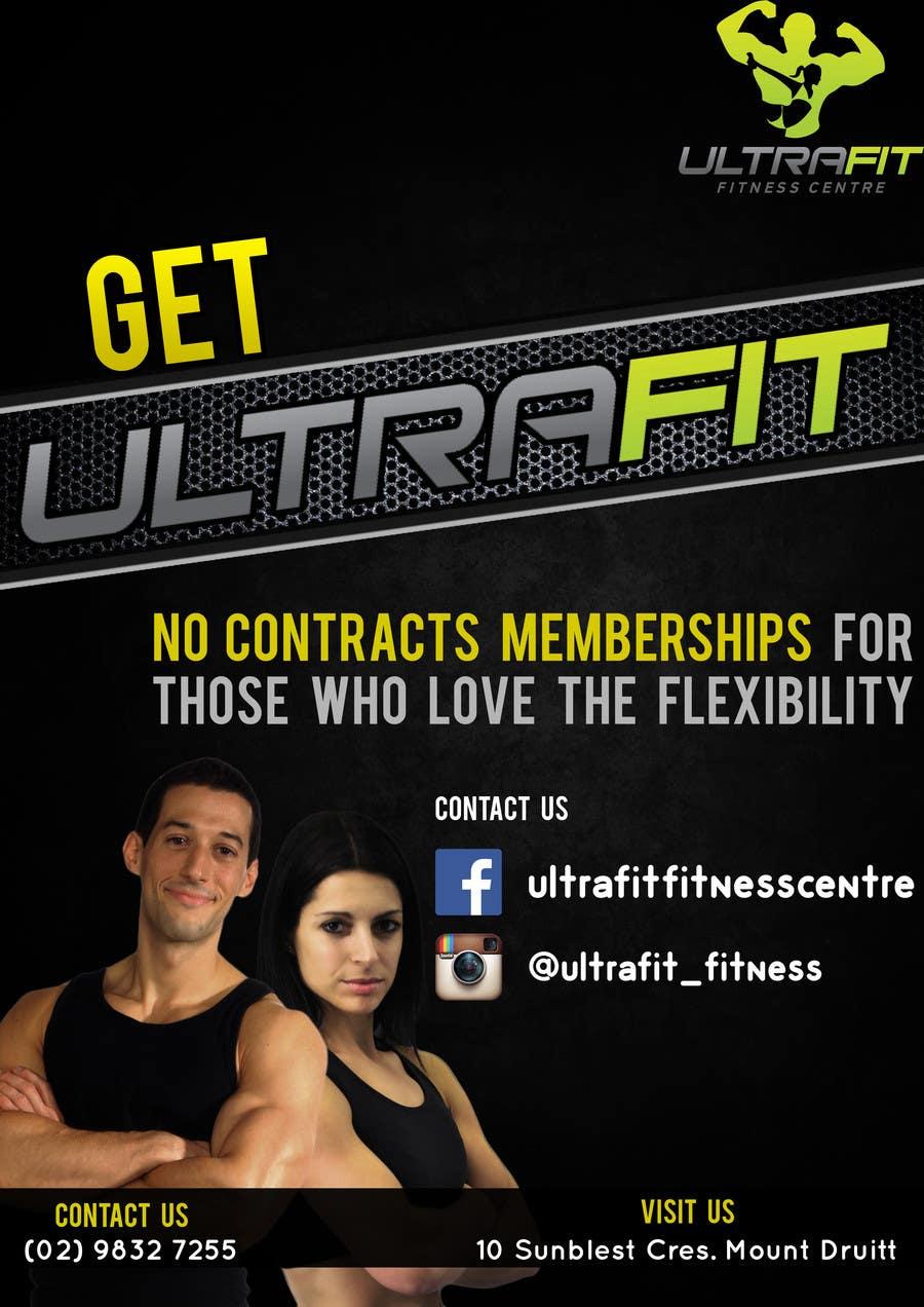 Konkurrenceindlæg #                                        4                                      for                                         ULTRAFIT No Contract Promo Offer