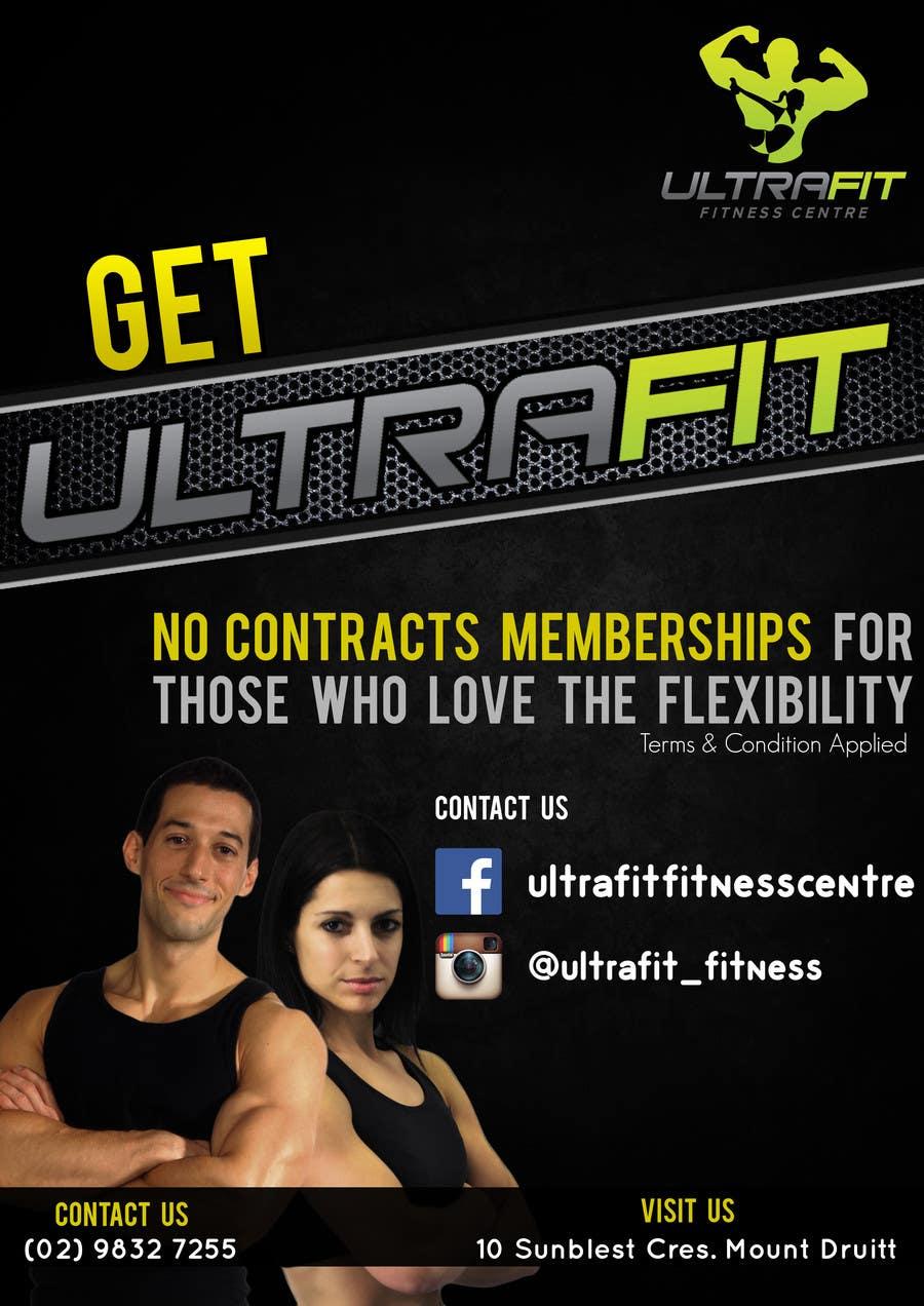 Konkurrenceindlæg #                                        5                                      for                                         ULTRAFIT No Contract Promo Offer
