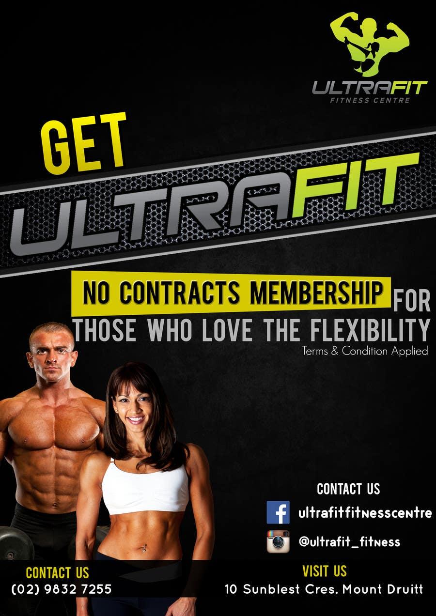 Konkurrenceindlæg #                                        10                                      for                                         ULTRAFIT No Contract Promo Offer