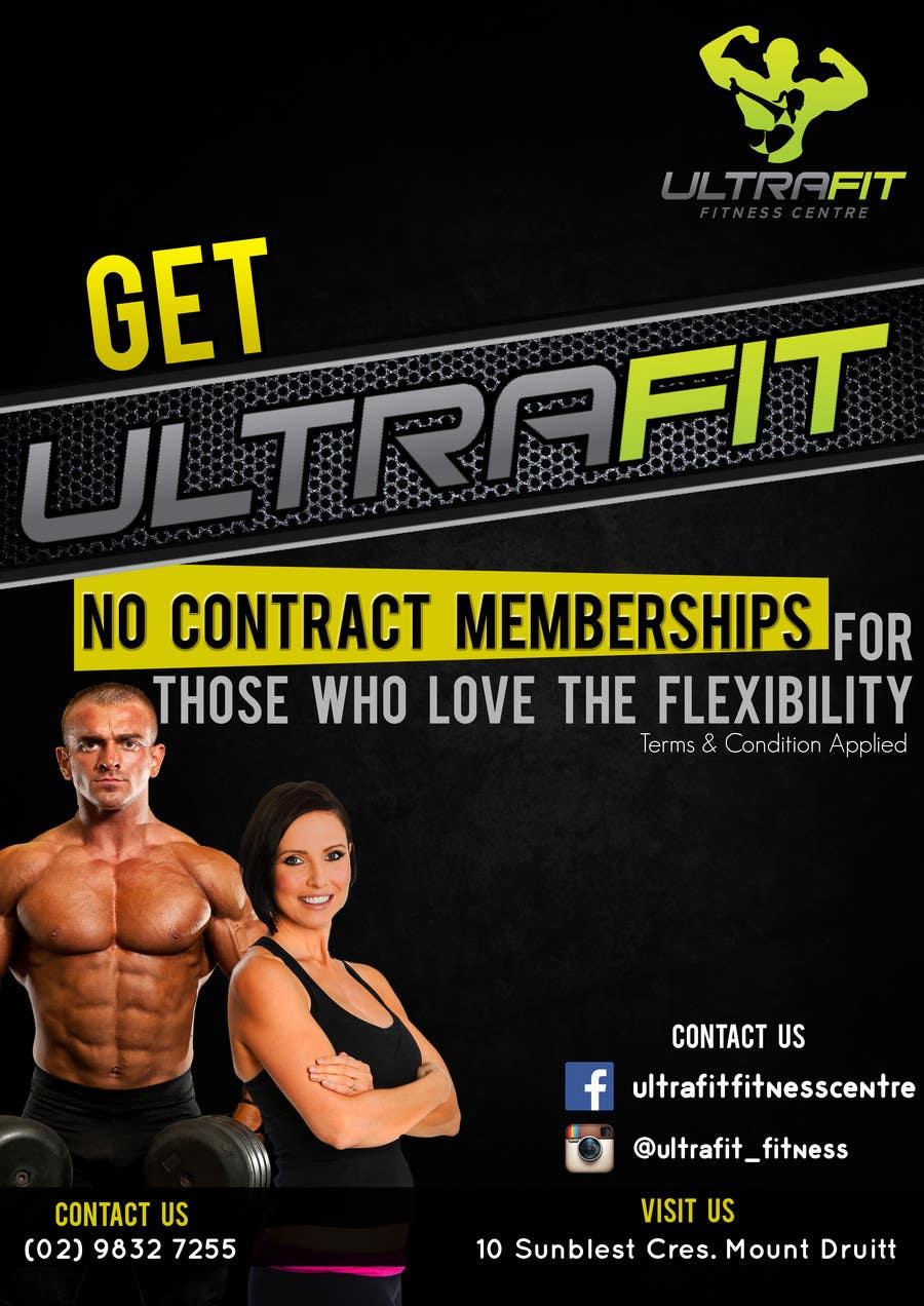 Konkurrenceindlæg #                                        12                                      for                                         ULTRAFIT No Contract Promo Offer