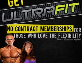 #14 for ULTRAFIT No Contract Promo Offer af AmrilRadzman
