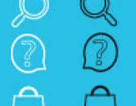 nº 20 pour Design some Sprite Icons par uyen3009