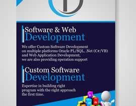 nº 10 pour Design a Banner For my upcoming IT Firm par dekaszhilarious