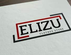 #34 สำหรับ ELIZU - Clothing Store Logo โดย eldesoki