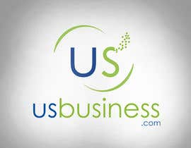 #150 for Logo Design for usbusiness.com af Gangiredd