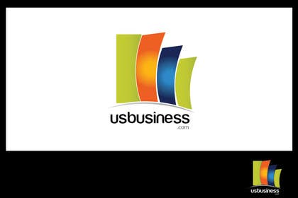 #1 for Logo Design for usbusiness.com af iffikhan