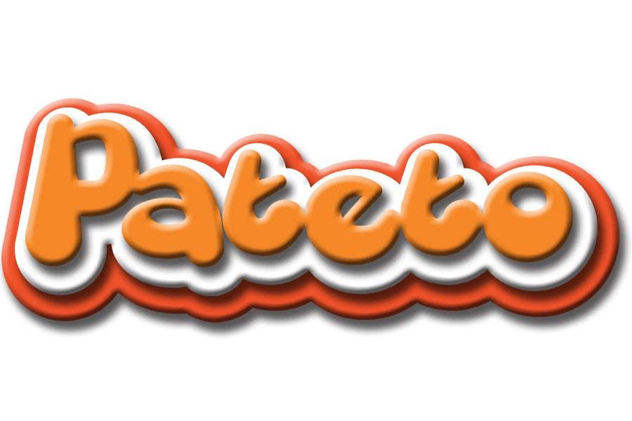 Penyertaan Peraduan #                                        29                                      untuk                                         Design a Logo for pateto