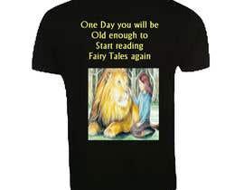 #13 para T-Shirt Design por rockyboy2