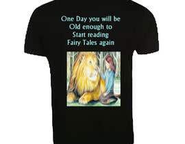 #14 para T-Shirt Design por rockyboy2