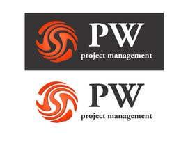 Johudd tarafından Design a Logo for PW PROJECT MANAGEMENT için no 45
