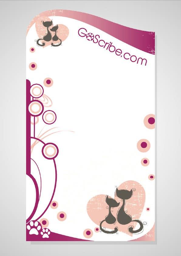 Bài tham dự cuộc thi #92 cho Brochure Design for GoScribe.com