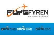 Graphic Design Конкурсная работа №353 для Logo design for Flygfyren