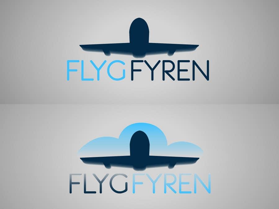 Конкурсная заявка №306 для Logo design for Flygfyren