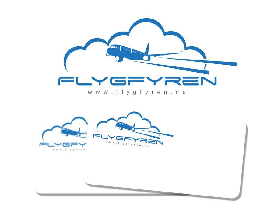 Конкурсная заявка №347 для Logo design for Flygfyren