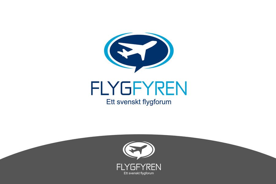Конкурсная заявка №346 для Logo design for Flygfyren