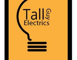 giulia65 tarafından Design a business Logo - 'Tall Guy Electrics' için no 17
