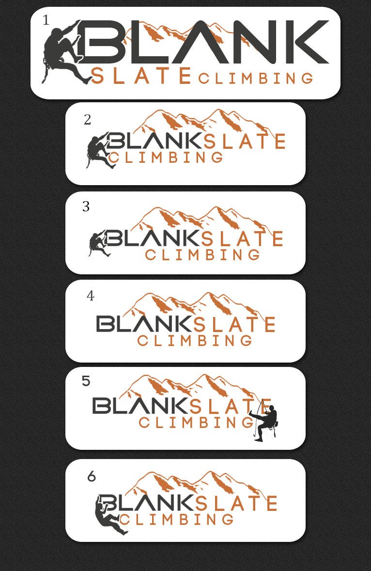 #40 for Design a logo for climbing company by HagerAlaa