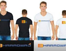#4 para T-shirt Design for Bharadwaj por h4hardip