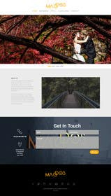 #24 , Create a website for a wedding photography studio 来自 Ujjwal07