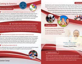 #16 para Brochure Design for Center for High School Global Alliances por creationz2011